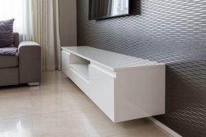 Senso Design Custom Entertainment Room Cabinetry
