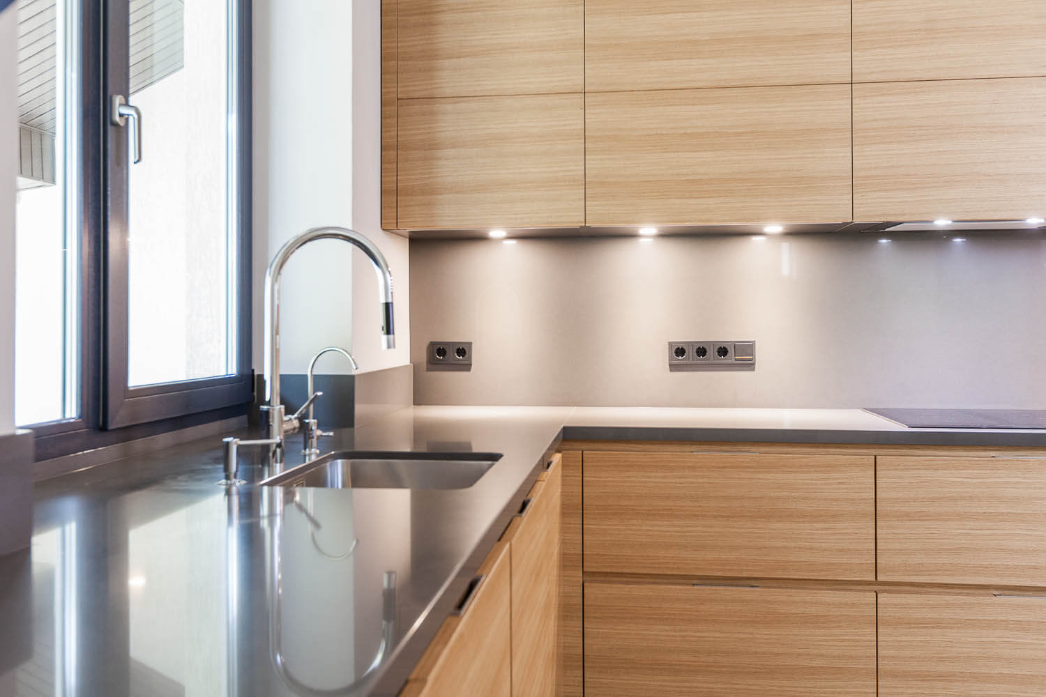 Senso Design Custom Kitchen Lighting