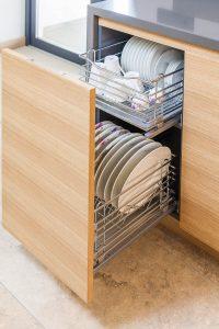 Senso Design Custom Kitchen Cabinet