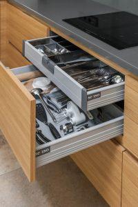 Senso Design Custom Kitchen Fitments