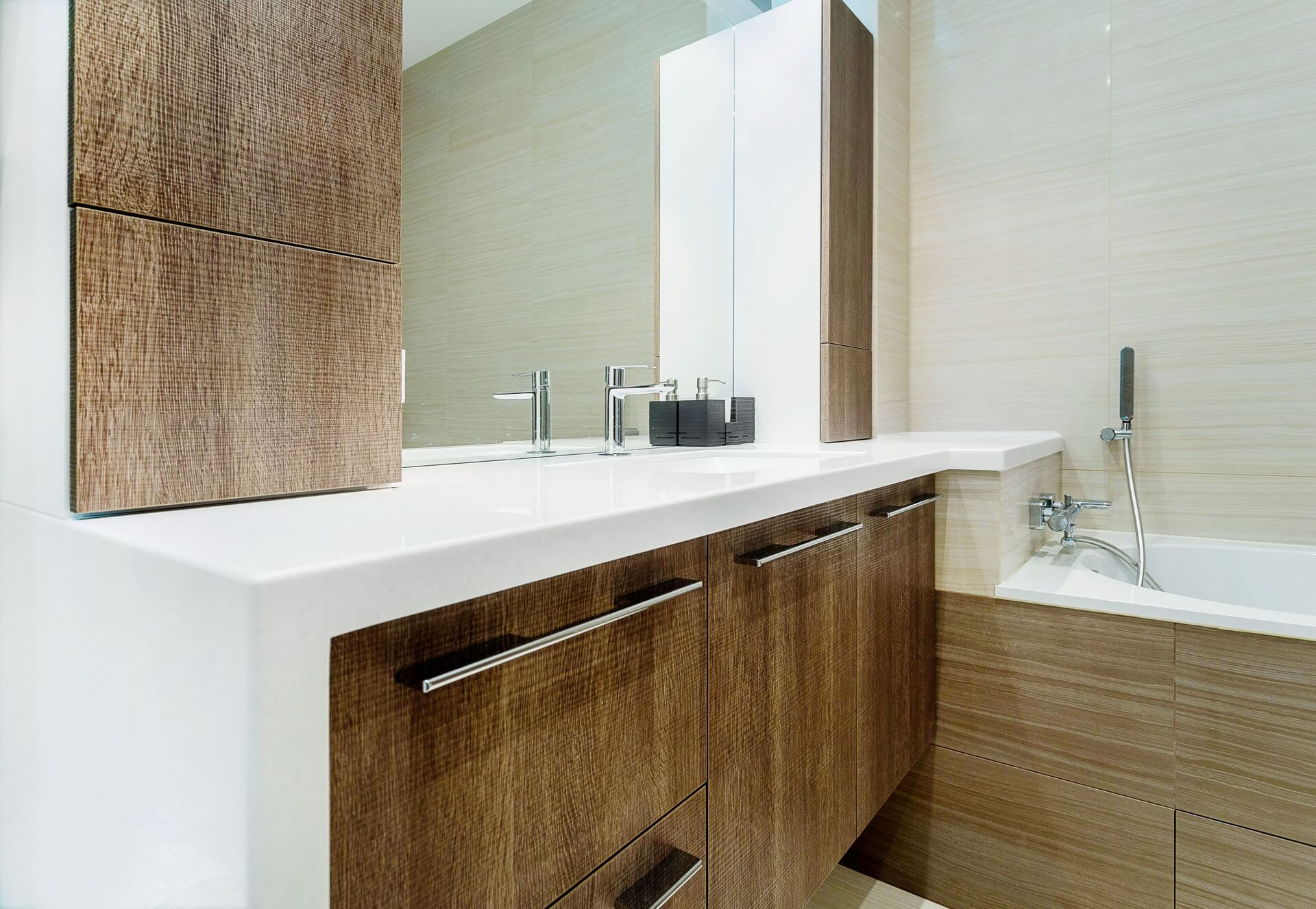 Senso Design Custom Washroom