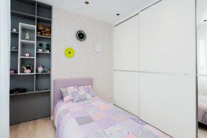 Senso Design Custom Bedroom Closet