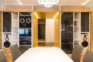 Senso Design Custom Entertainment Room