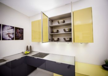 Senso Design Custom Kitchen Cabinet