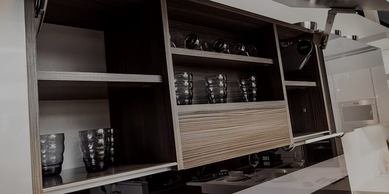 Senso Design Custom Modern Kitchen