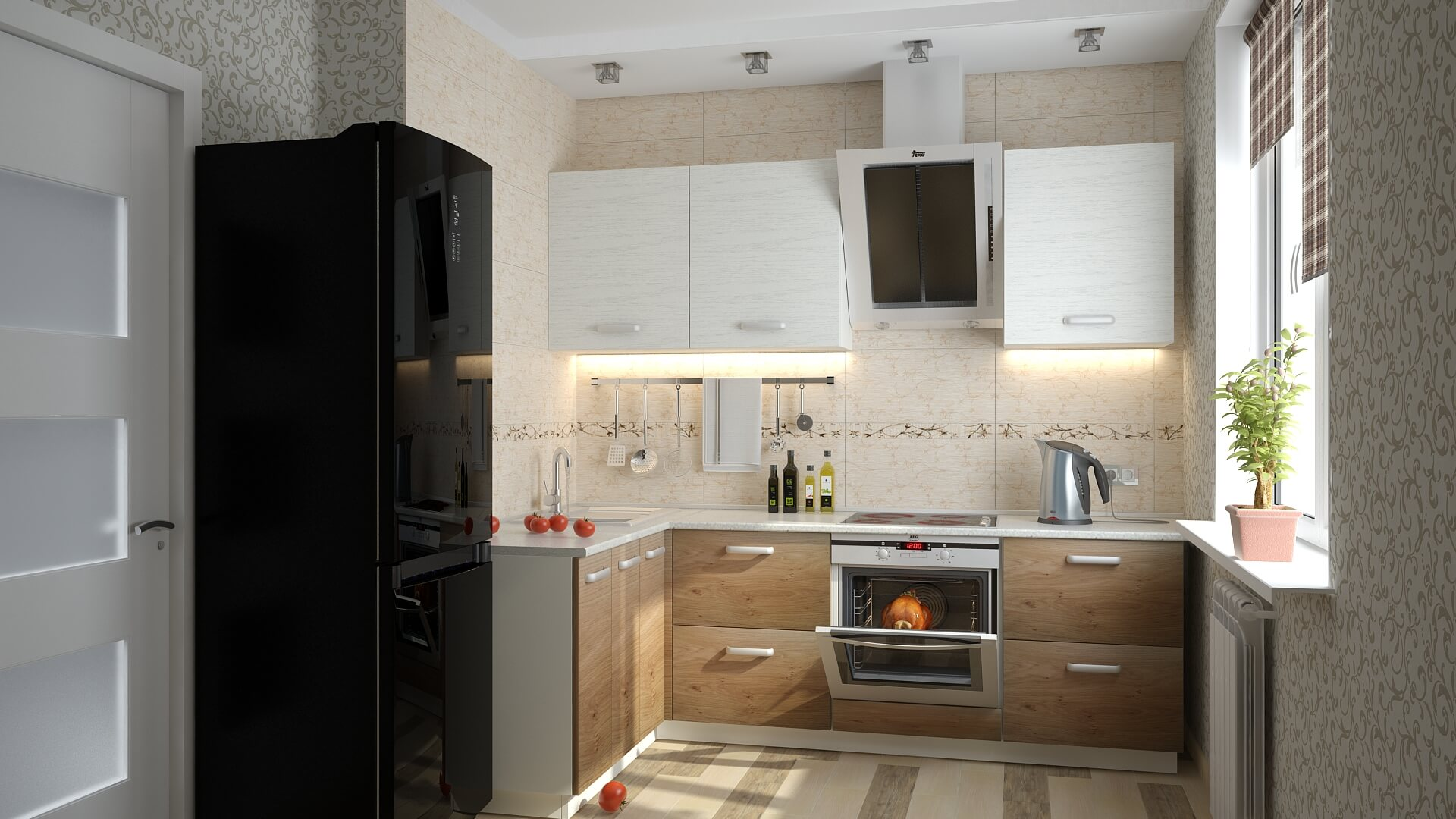 Senso Design Custom Kitchen