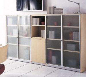 Senso Design Custom Office Cabinets
