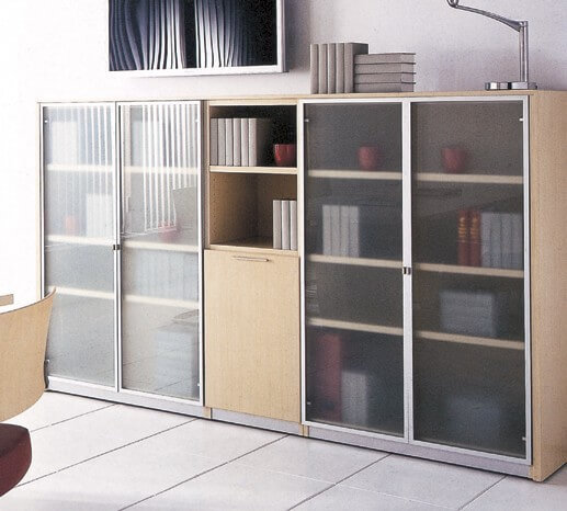 Senso Design Custom Office Cabinets