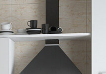 Senso Design Custom Kitchen Hood Fan