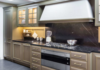 Senso Design Custom Kitchen Cabinetry