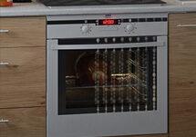 Senso Design Custom Kitchen Stove