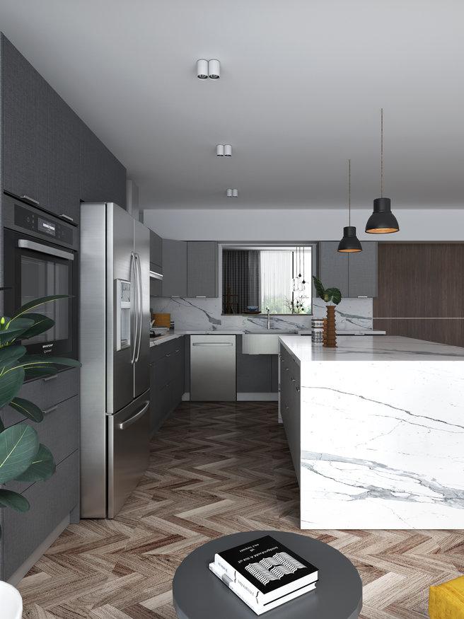 Senso modern kitchen