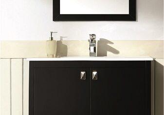 Ara 32 Inch Black Vanity