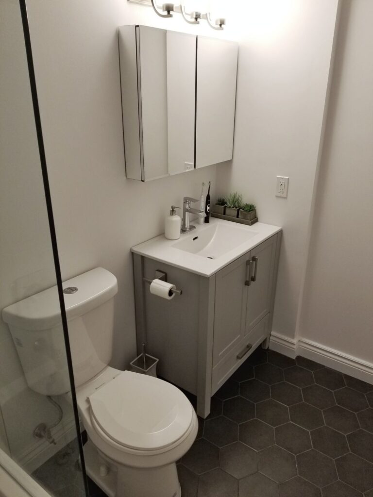 Scarborough Condo Renovation After Picture