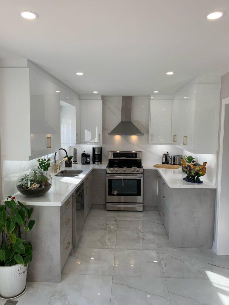 Etobicoke Kitchen Renovation