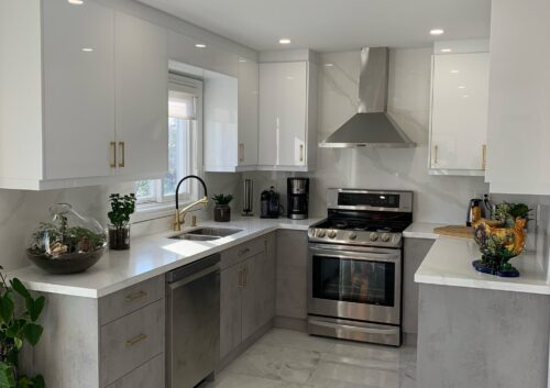 Etobicoke Kitchen Renovation