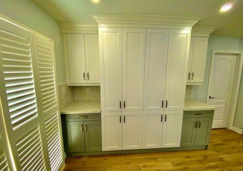 Kitchen design project